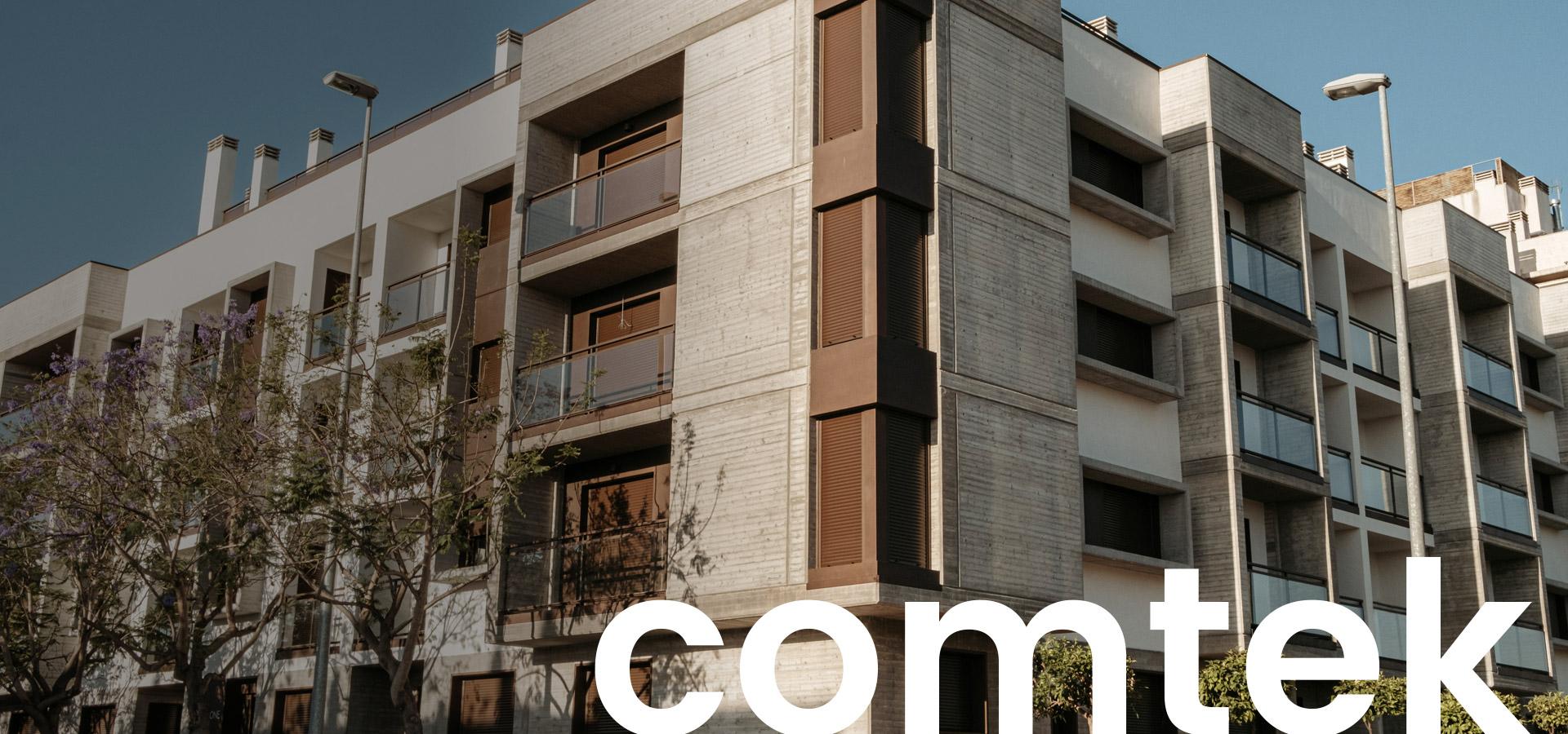 Edificio Comtek.